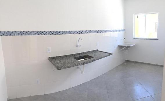 Casa Em Vista Alegre, São Gonçalo/rj De 51m² 1 Quartos À Venda Por R$ 99.000,00 - Ca334217