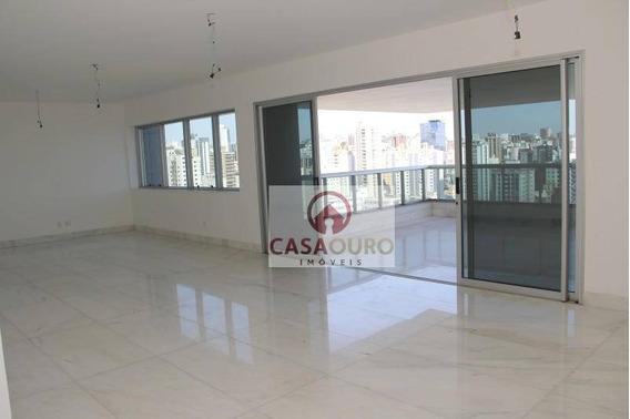 Apartamento Residencial À Venda, Funcionários, Belo Horizonte. - Ap0461