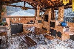 Casa Em Vila Telma, Campos Do Jordão/sp De 280m² 3 Quartos À Venda Por R$ 850.000,00 - Ca347382