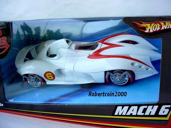 1/24 Mach 6 Speed Racer Hot Wheels