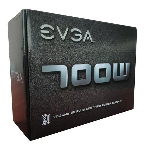 Fonte Evga 700w 80 Plus White 100-w1-0700 Power Supply