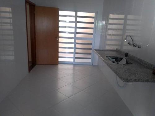Casa Térrea Com 3 Dormitórios No Santa Paula Jacarei - Cs-1534