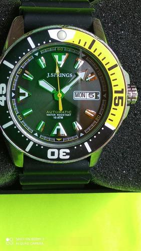Relógio J. Springs