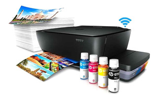 Multifuncion Hp Ink Tank 415 Sistema Continuo Ex 5820 Wis