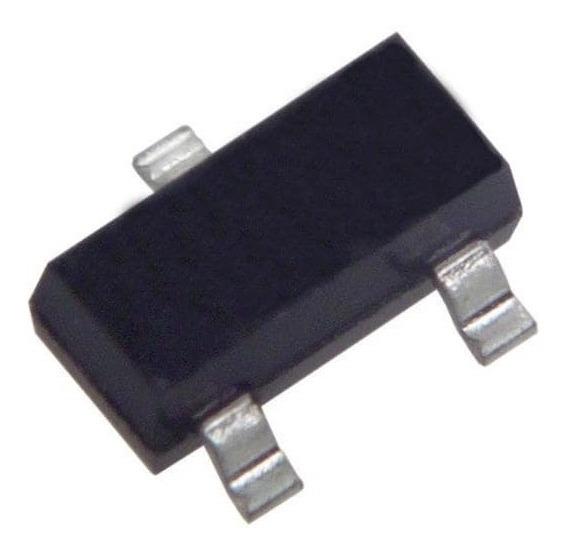 10pçs Bav70-7-f Diode Array Gp 75v 150ma Sot23-3 (50048)