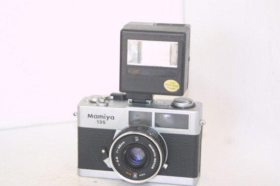 Máquina Fotográfica Mamiya Modelo 135