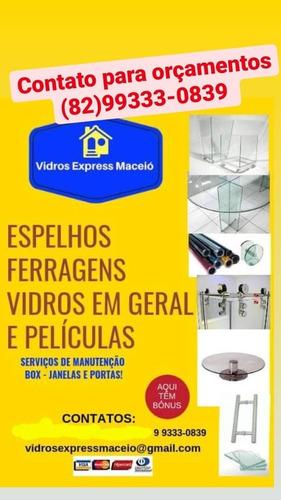 Imagem 1 de 5 de Vidros Express Maceió