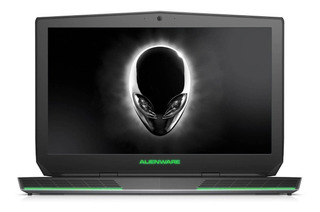 Laptop Dell Alienware 17 R3 I7 6820hk 8gb 1tb Gtx 970m 3gb