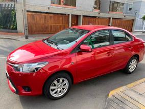 Toyota Yaris 2017 Perfecto Estado Unico Dueño
