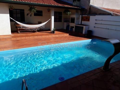 Casa À Venda Em Bosque Das Palmeiras - Ca012158