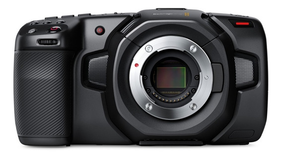 Camara Blackmagic Design Pocket 4k Para Cine Cinema 2019