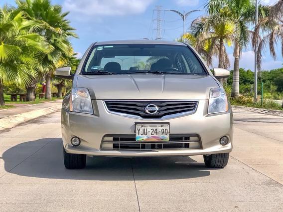 Nissan Sentra 2.0 Emotion Ee Cvt 2011