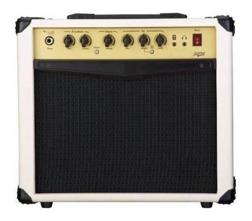 Amplificador Guitarra 20w Parquer Vintage C/distorsion Tg20