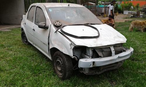 Renault Logan Dado De Baja