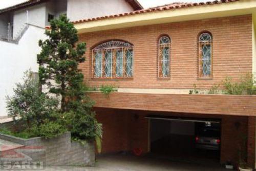 Imagem 1 de 8 de Fachada Em Tijolinho - Lareira - Lauzane Paulista  - St1592
