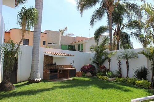 Casa Moderna Zona Norte De Cuernavaca 4 Recamaras