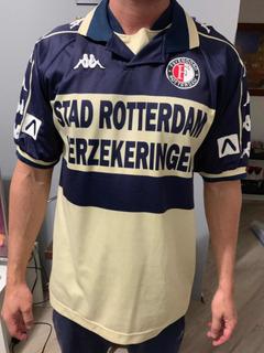 Camisa Futebol Feyenoord, Clássica E Original