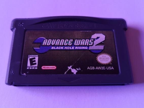 Advance Wars 2 Rpg Original Americano!! Cartucho Novinho!!