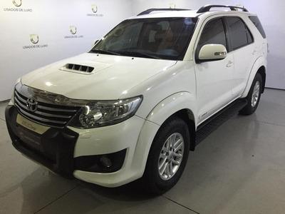 Toyota Sw4 Srv 3.0 7 Lugares 2015 Branca