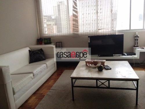 Imagem 1 de 8 de Apartamento - Perdizes - Ref: 588 - V-588