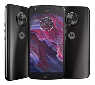 Smartphone Celular Motorola Moto X4 Black Original Promoção