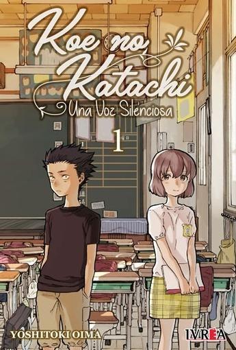 Koe No Katachi: Una Voz Silenciosa 01 - Yoshitoki Oima