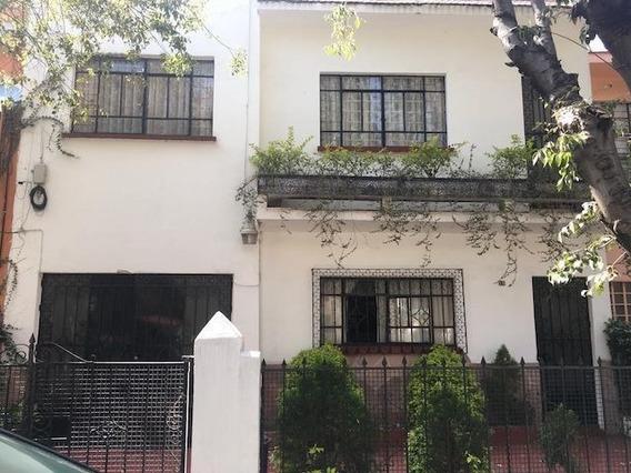 Casa En Renta Anzures, Polanco, Uso Habitacional