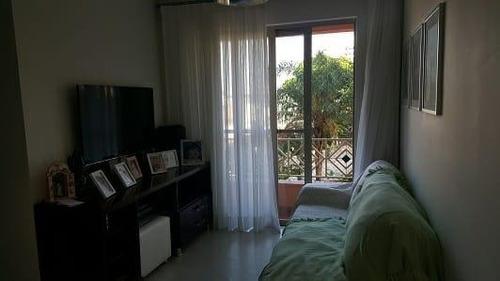 Apartamento À Venda, 55 M² Por R$ 260.000,00 - Imirim - São Paulo/sp - Ap8787