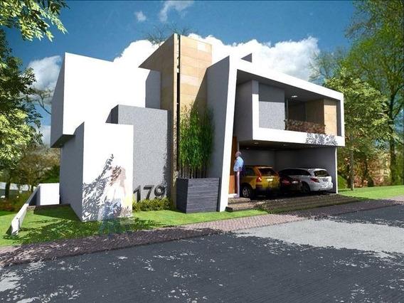 Casa En Sierrazul En Preventa 3recs Con Baño Y Vest, Hall, Salón, Estudio Jardín