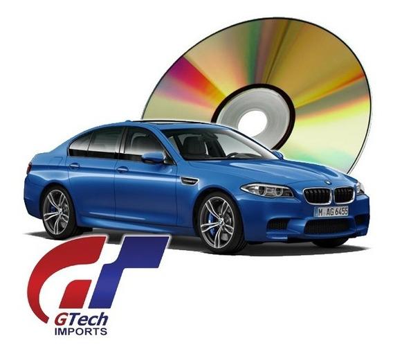 Desbloqueio Dvd Bmw Série 5 + Atualização Gps + Coding
