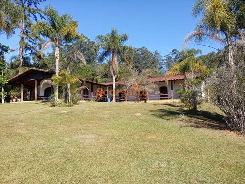 Imagem 1 de 14 de Chácara Para Locação, Itaquaciara, Itapecerica Da Serra/sp.  - 5955