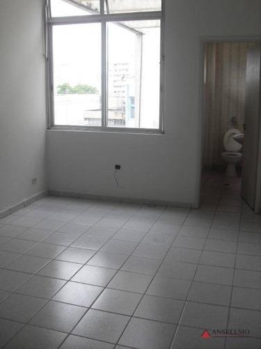 Imagem 1 de 5 de Sala Para Alugar, 25 M² Por R$ 800,00/mês - Centro - São Bernardo Do Campo/sp - Sa0166