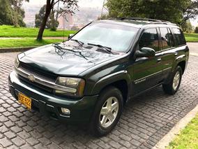 Chevrolet Trailblazer Ltz 4x4 / 2003 / Gasolina / Original