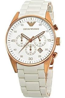 Reloj Casual Emporio Armani Ar5920, Analogico -dama-