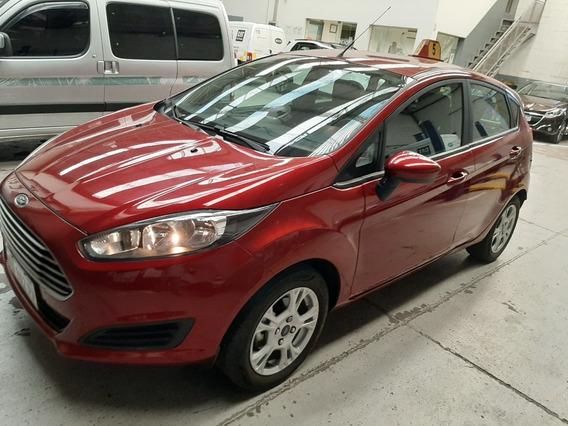 Ford Fiesta Kinetic S Plus 1.6 5p (2017)