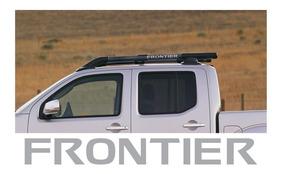 Kit 2 Par Adesivos Nissan Frontier Para Rack Attack