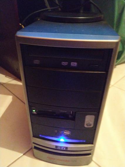 Pc Intel E6550 2,33 Ghz - 2 Gb Ram - Hd 500 Gb - Monitor 15