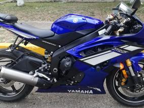 Vendo Permuto Yamaha R6r 2012 - Original. 20500 Kms.