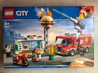 Lego Rescate Incendio #60214 City Retiras Hoy!
