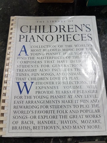 The Library Of Childrens Piano Pieces - Apostila