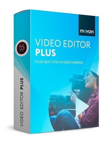Movavi Video Editor Plus- Versão 2020 Em Português - Editor