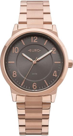 Relógio Feminino Euro Trendy Eu2036yly/4j