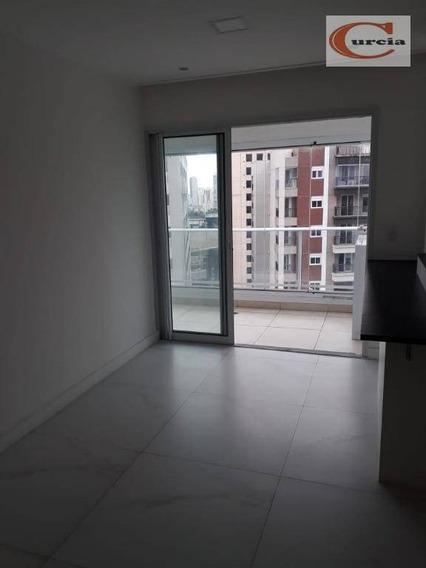 Apartamento Com 1 Dormitório À Venda, 50 M² Por R$ 520.000 - Ap5412