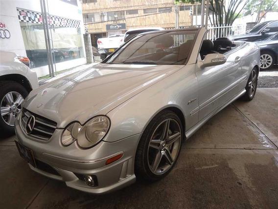 Mercedes Benz Clk 63 Amg Tp 6200 (convertible)