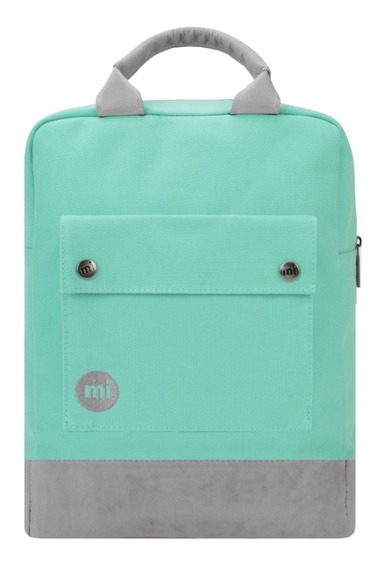 Mochila Tote Backpack Mi-pac (mint)