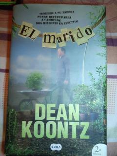 Libro El Marido Dean Koontz Precio 3 Norteños