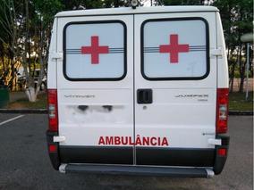 Ambulância Citroën Jumper 2.3 Hdi 33m 15l 5p 2014