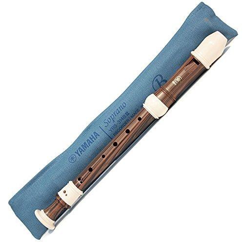 Yamaha Yrs-314biii Flauta Dulce Soprano Sistema Barroco