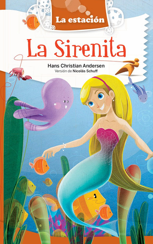 La Sirenita - La Estación - Mandioca