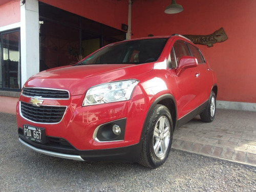 Chevrolet Tracker 1.8 Fwd Ltz 2015 5 Puertas 46276082